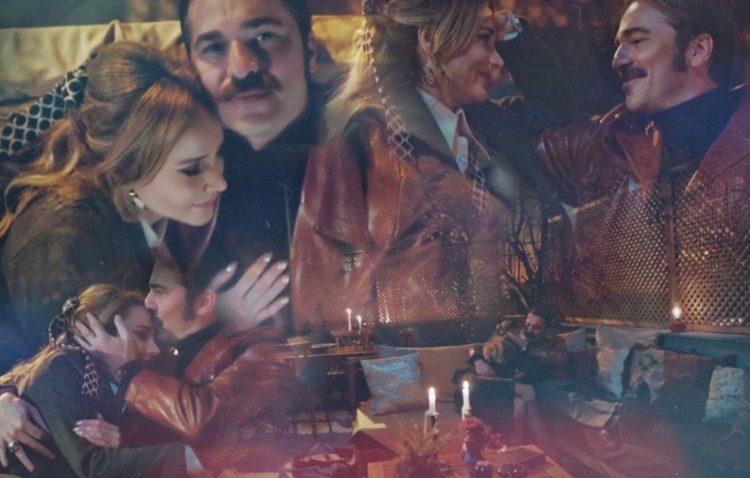 Orhan ve Leyla aşka geldi
